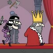 Появление нового короля