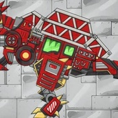 Игра Собери Робота Динозавра 2
