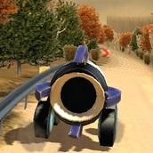 Игра Ралли ракетных машин