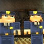 Игра Майнкрафт Полицейский