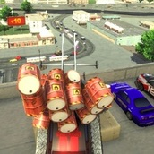Игра Автомобильная катапульта