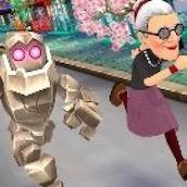 Игра Бешеная Бабка в Японии