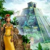 Игра Собери сокровища Монтесумы в ряд 2