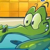 Игра Крокодильчик Свомпи: Где Моя Утка