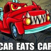 Машина ест машину 1