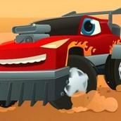 Игра Машина против препятствий