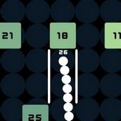 Игра Змейка против блоков