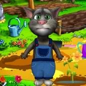 Кот Том: Садовник