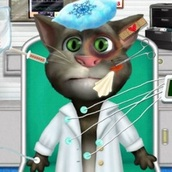 Говорящий кот: Машина скорой помощи
