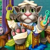 Игра Говорящий кот Том: В Больнице