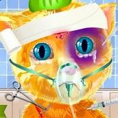 Говорящий кот Том: Травма Головы