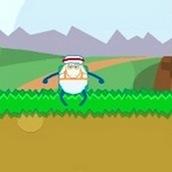 Игра Прыжки с парашютом или леталка овечек