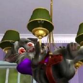Игра Говорящий кот Том: Хэлоуин