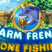 Игра Веселая Ферма: Рыбный День