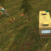 Игра Симулятор: Парковка Кемпингвена