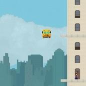 Летающий Автобус