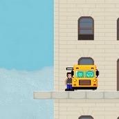 Игра Летающий Автобус
