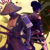 Игра Воин-самурай