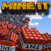 Игра Майнкрафт 3: доставь блоки