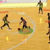 Игра Баскетбол 2018