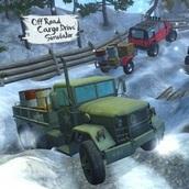Игра Внедорожник перевозка грузов