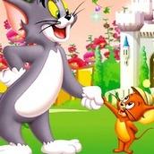 Игра Том и Джерри: Поймай золото