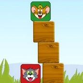 Игра Том и Джерри: Упасть на Землю
