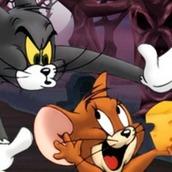 Игра Том и Джерри: Беги Джерри Беги