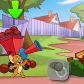 Игра Том и Джерри: Дворовая Битва
