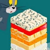 Игра Том и Джерри: Падающая Башня с Сыром