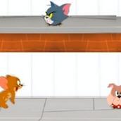 Игра Том и Джерри: Сырная Погоня