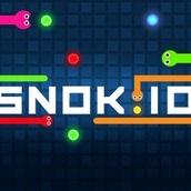 Игра Snok io