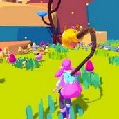 Игра Разноцветный полет