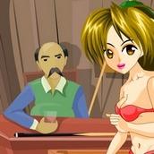 Игра Бильярд для Девушки