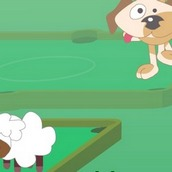 Игра Пастуший бильярд
