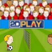 Игра Футбол головами для мальчиков