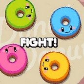 Игра Битва пончиков