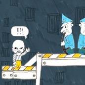 Игра Побег из тюрьмы аркада