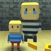 Игра Бежим из тюрьмы в Когаме