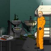 Игра Побег из тюрьмы: ужасы