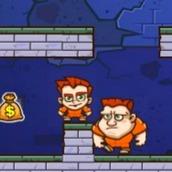 Игра Побег из тюрьмы на двоих