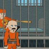 Игра Побег из тюряги
