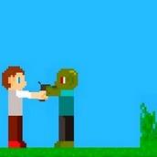 Игра Охота на зомби на двоих