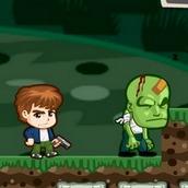 Игра Ирония зомби на двоих