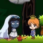 Игра Труп невесты на двоих