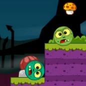 Игра Зомби братья на двоих