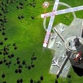 Игра Посади самолет