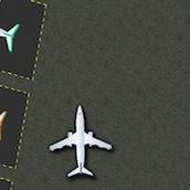 Игра Парковка самолетов