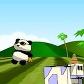 Игра Леталка бродилка с пандой