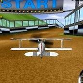 Игра Гонки на самолетах в 3D